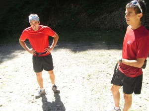Etienne et Colin