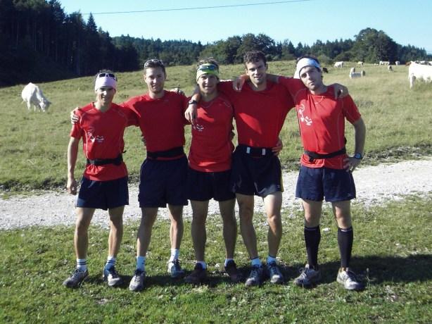 Colin, Louis, Clément, Rémi & Etienne