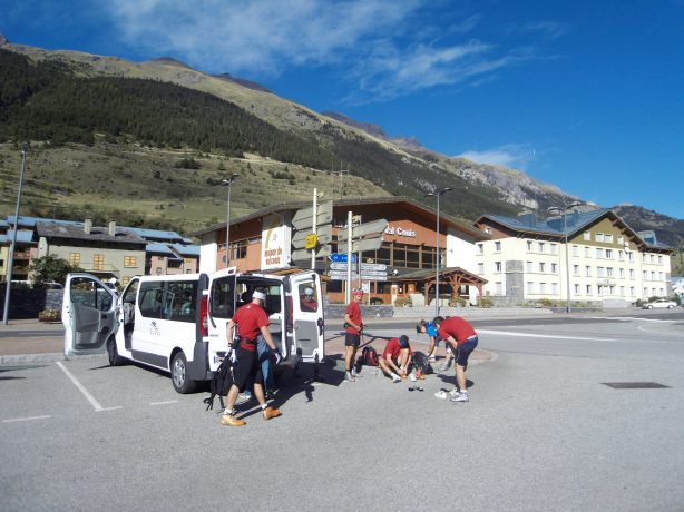 Départ à Val Cenis pour une séance de classique