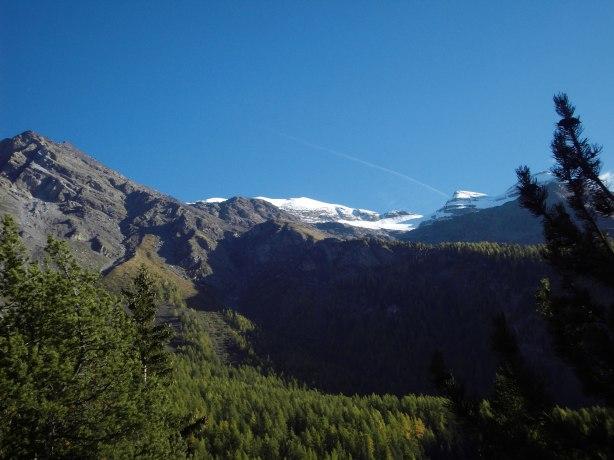 La haute Maurienne toujours très jolie.